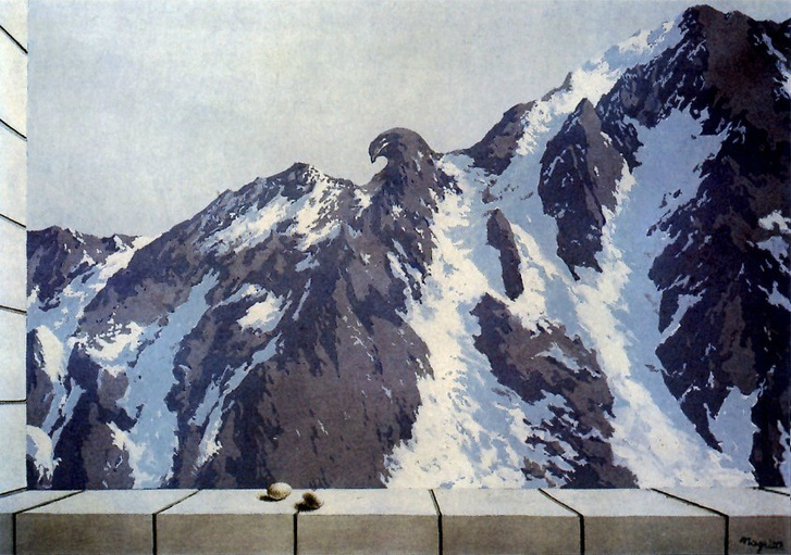 René Magritte: Le domaine d'Arnheim
