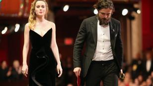 Casey Affleck szeretne örülni az Oscar-jának, de nem megy