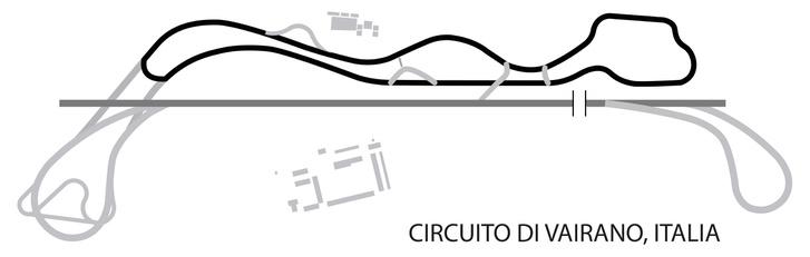 - 15 - ITALY - Circuito di Vairano Test Track 01
