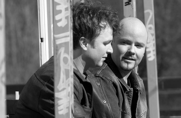 Hrutka Robert és Jamie Winchester