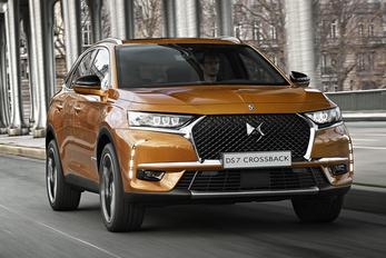 DS típust gyárt majd a német Opel központ
