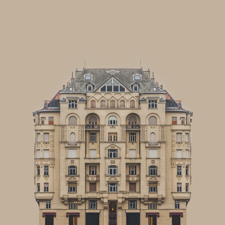 Professzionális Építész kategória