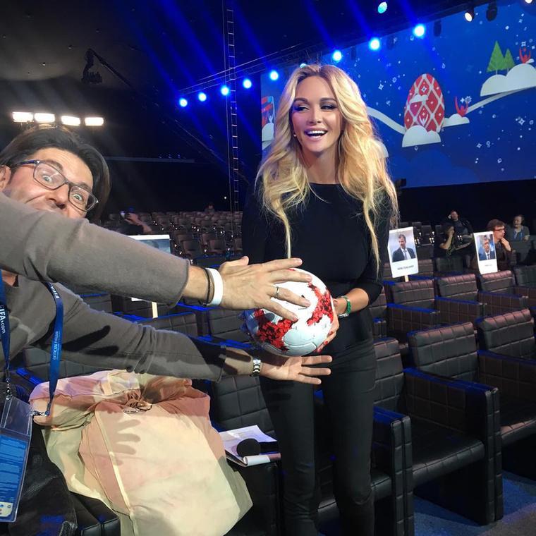 Két éven át Fyodor Smolov, a Krasnodar focicsapat csatára volt a férje,