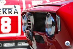 Talán a világ legkifejezőbb autótekintete. Stepnose Alfa GTA