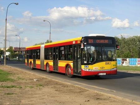 A varsói Solaris Urbino