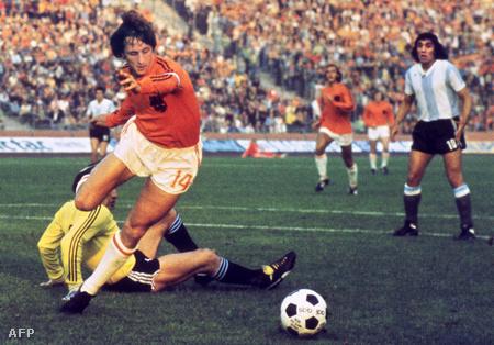 Hollandia - Argentína
