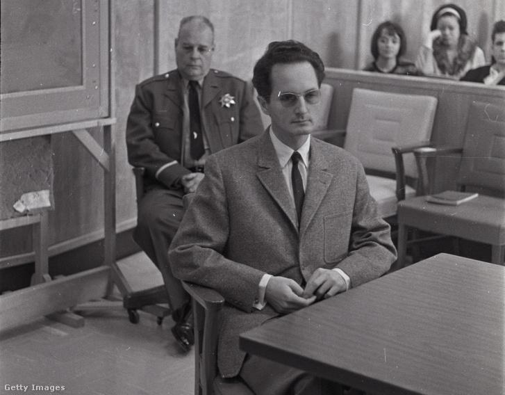 Geza de Kaplany a bíróságon
