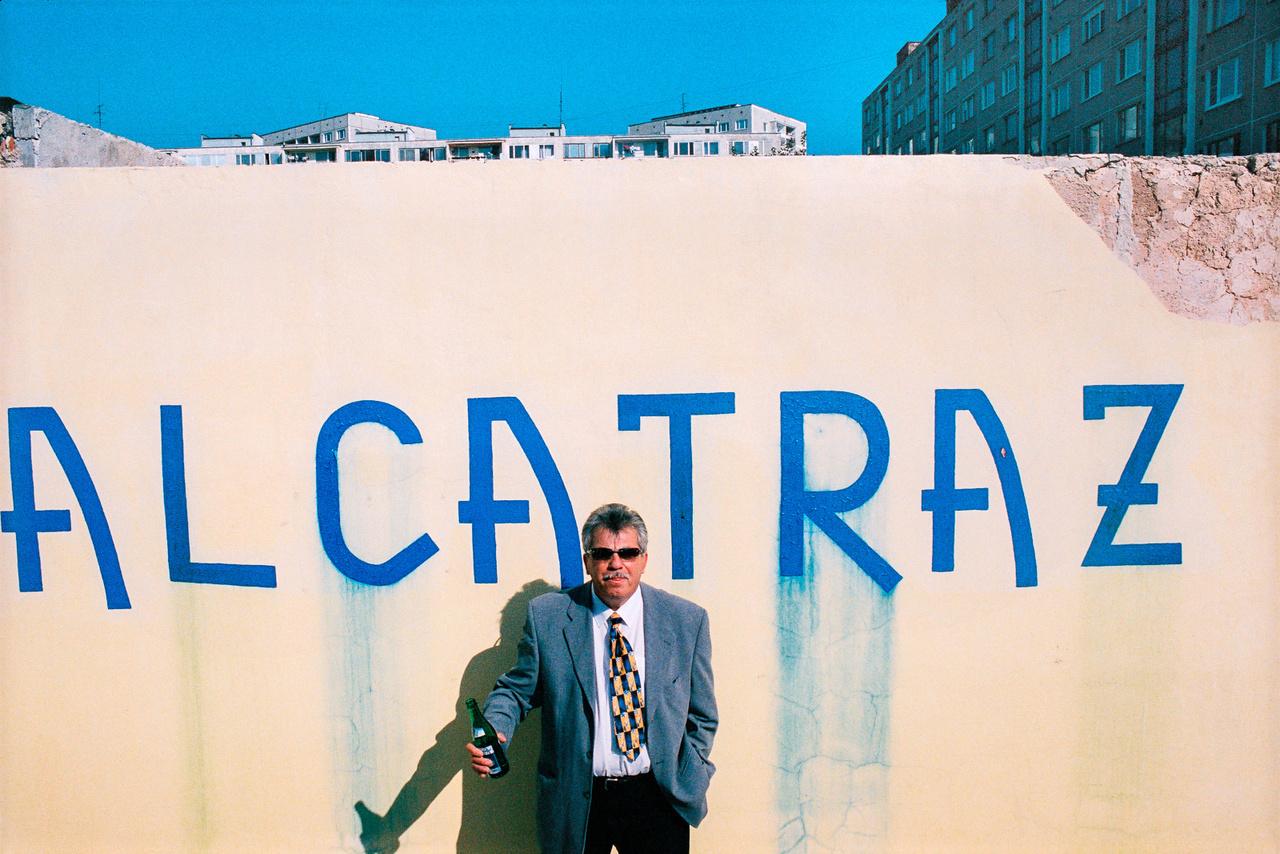 A kassai Alcatraz nevű kocsma tulajdonosa.