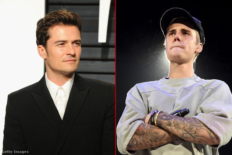 Orlando Bloom és Justin Bieber azóta nem rajong egymásért, amióta 2012-ben Bieber együtt bulizott Bloom akkori feleségével, Miranda Kerr-rel, amire a színész igazi ovis módjára reagált, és látszólag ráhajtott Bieber exére, Selena Gomezre