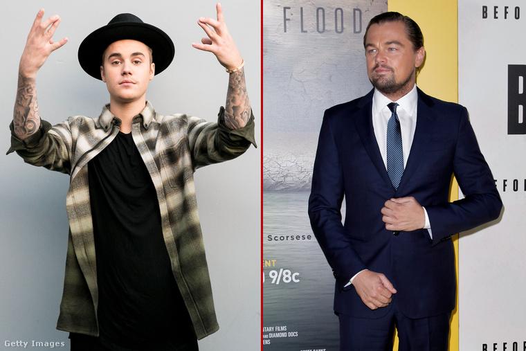 A jeles pillanatban Leonardo DiCaprio is ott volt, akinek a kezéből már csak egy adag popcorn hiányzott, annyira drukkolt Bloom-nak
