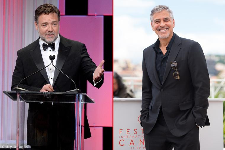 Russell Crowe egy interjúban pattogott amiatt, hogy micsoda dolog híres színészként reklámokban szerepelni (mint például George Clooney), mert szerinte ez totálisan ellentétes azzal a társadalmi szerződéssel, amit a közönséggel kötöttek annak idején