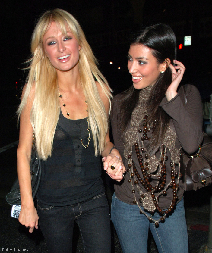 Kim Kardashian igen sokat köszönhet Paris Hiltonnak, amiért a gardróbjáért felelős személyi asszisztense lehetett