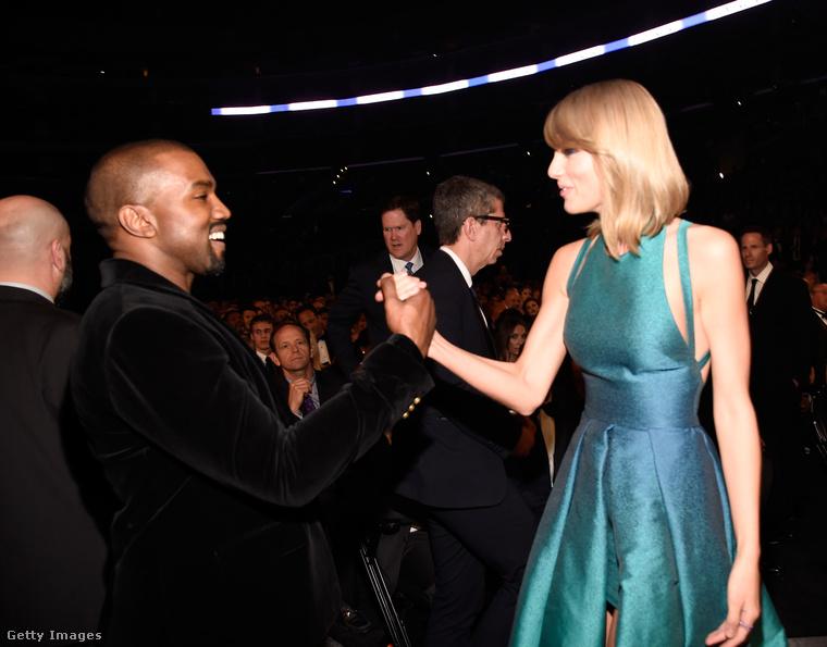 Kanye West Taylor Swift iránti ellenszenve azonban ihletettségig fajult, és több dalt is írt róla