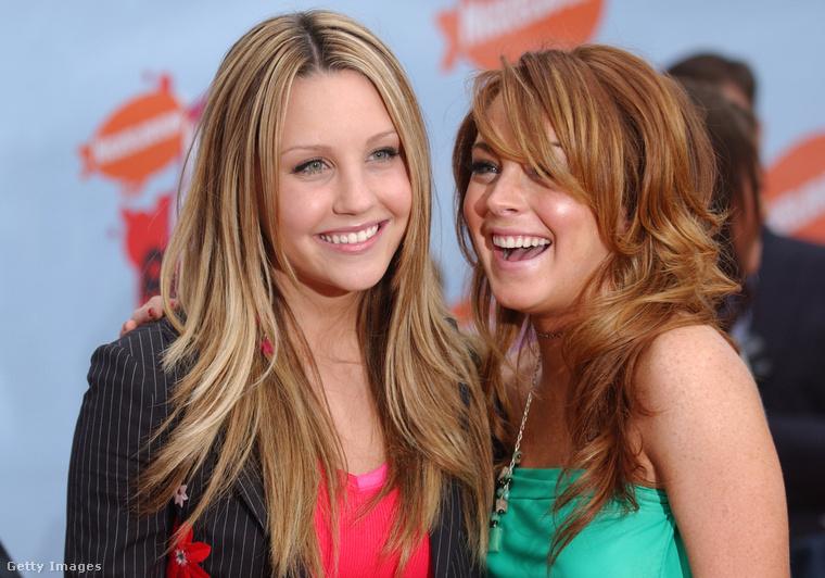 Lindsey Lohan és Amanda Bynes akár barátnők is lehetnének, már ami az ivós, rehabon kikötős, rács mögött csücsülős életvitelüket illeti, de a biztonság kevéért mégis inkább utálják egymást