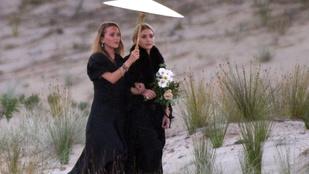 Az Olsen-ikrek dicsérni jöttek, nem temetni