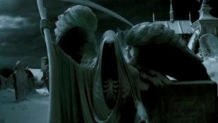 Dementor vagy valami más rémség jelent meg az égen Zambiában