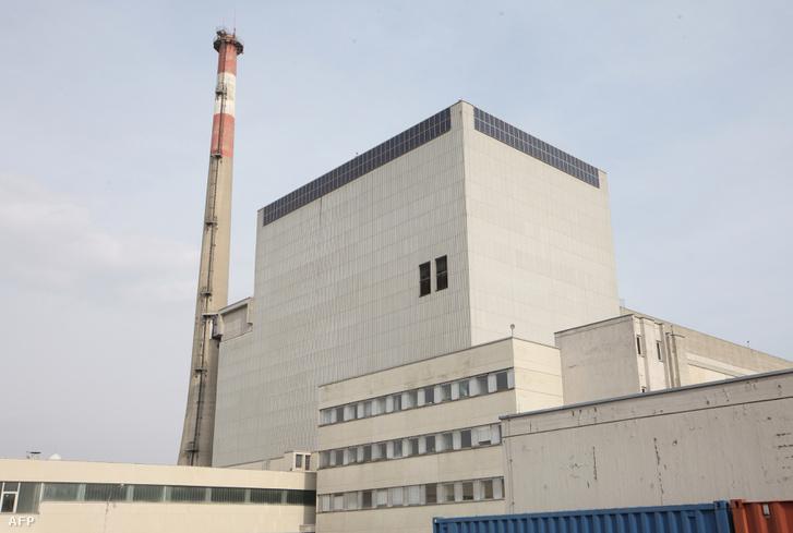 Az osztrák zwentendorfi üresen álló atomerőmű