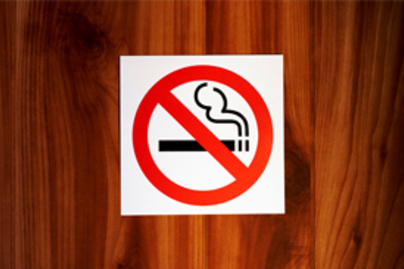 no smoking lead