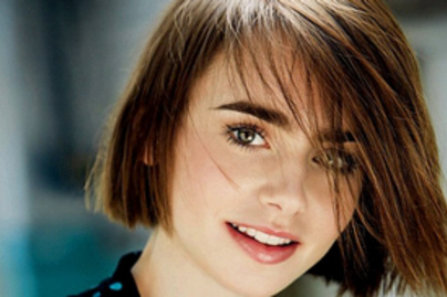 lily collins lead