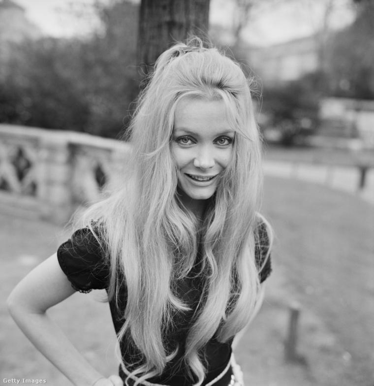 Anna Gaël 1970 áprilisában.