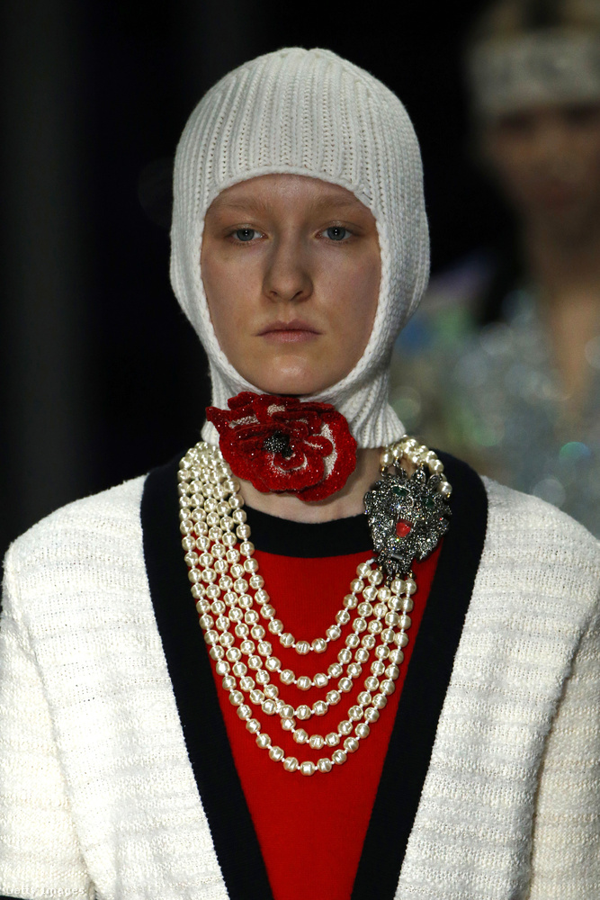 Néha elbizonytalanodunk azon, hogy lehet, hogy ezt az egészet a Gucci is csak viccnek szánja
