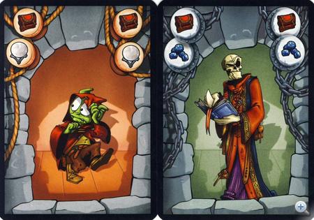 Goblin szolga, gonosz nagyúr