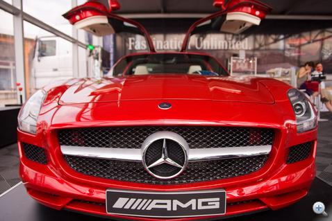 Az ezévi öt autós kvóta már elkelt az SLS AMG-ből. De úgy néz ki, kap az importőr még öt darabot, szóval senki se fogja vissza magát