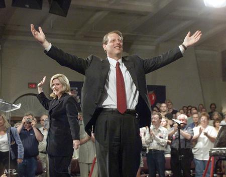 Tipper és Al Gore