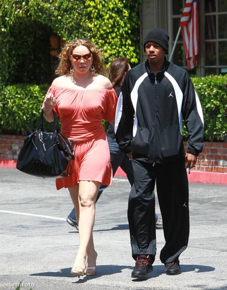 Mariah Carey és Nick Cannon áprilisban