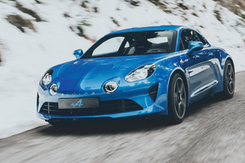 Itt a végleges Alpine A110