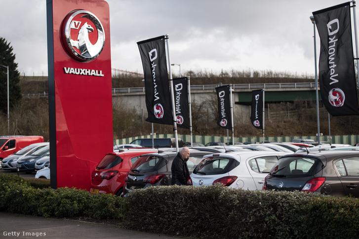Vauxhall díler