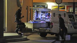 Egy holttestet találtak az egyik kelenföldi gyorsétteremben