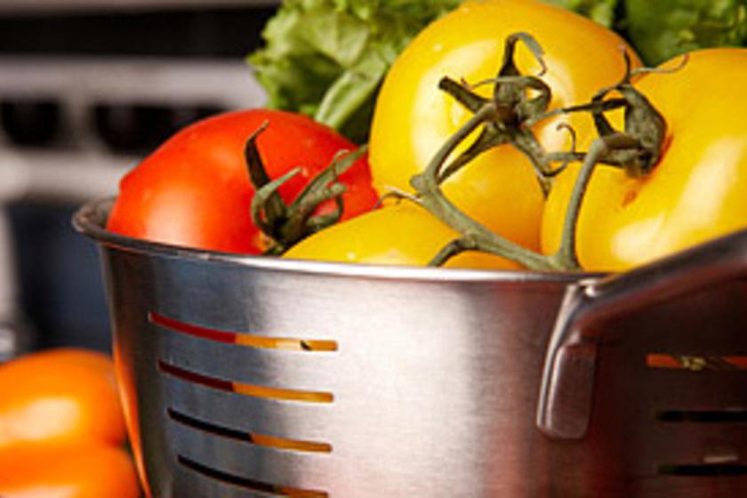 Méregtelenítő diéta adalékok nélkül Ascaris tojás aprítása