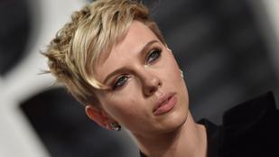 Most már hivatalos, hogy Scarlett Johansson válik