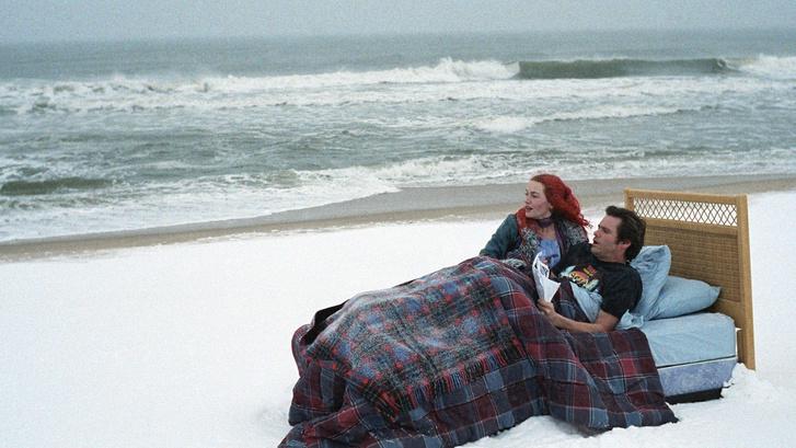 Egy jelenet az Egy makulátlan elme örök ragyogása c. filmből
