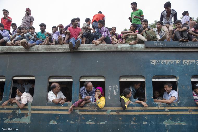 Ez Dakka, Banglades fővárosa.
