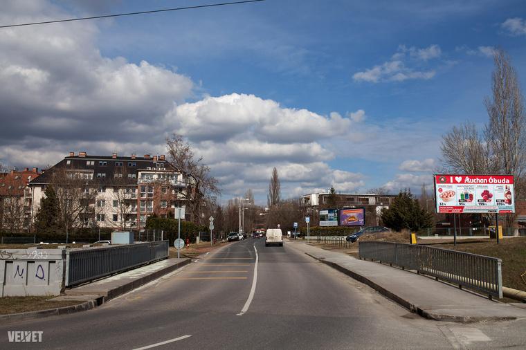 A Nánási út – Királyok útja közötti szakasz is megoldást nyújthatna az árvízkérdésre, de ezért nem igazán rajonganak az önkormányzatnál