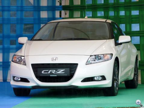 Valószínűleg ezt az autót vihette a végén Gyurta Dániel nemzeti hős, Honda-szponzorált