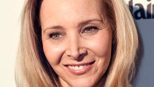 Lisa Kudrow-t eléggé megalázták a Jóbarátok forgatásán