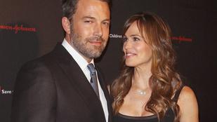 Jennifer Garner és Ben Affleck mégsem válnak el?