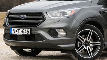 Új terepjáró várható a Fordtól