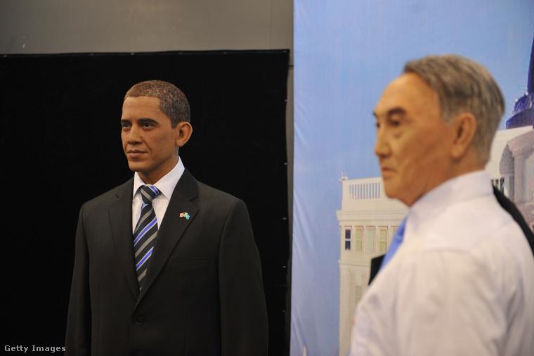 Bizony, ő itt Barack Obama