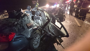 Halálos közlekedési baleset a III. kerületben