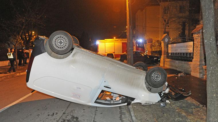 Zugló baleset 2