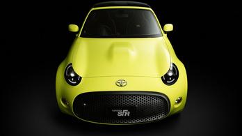 Nem készül kisebb Toyota sportkocsi