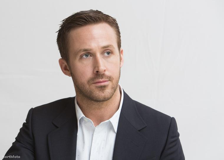 Bizony, Ryan Gosling is tud felfelé tekinteni