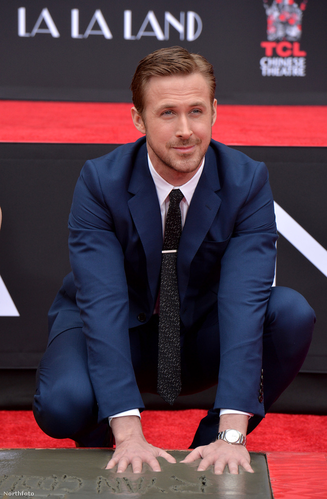 Ryan Gosling meg ilyen