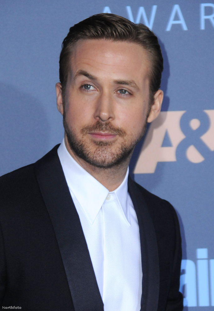 Na ugye! Tiszta Ryan Gosling! Ja, ő tényleg Ryan Gosling
