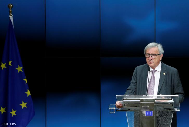 Nem cél egy új vasfüggöny felhúzása, mondta Jean-Claude Juncker