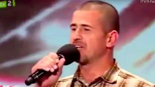 Egy szökésben lévő pedofilnak sikerült lenyűgöznie az X-Factor zsűrijét